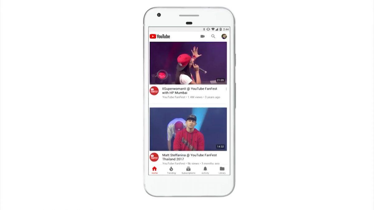 YouTube ya no permite compartir automáticamente su actividad en Twitter