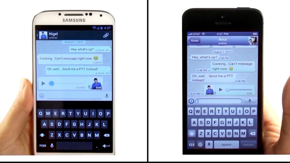 Un fallo de WhatsApp expone chats privados