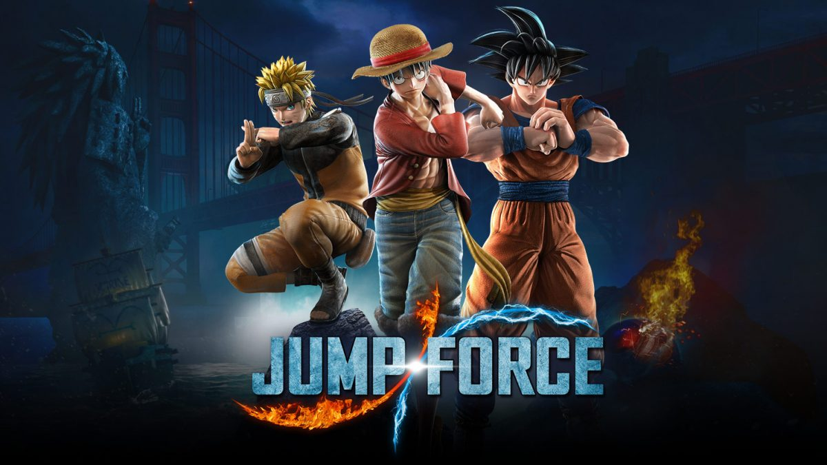 La beta de Jump Force estará disponible el 18 de enero