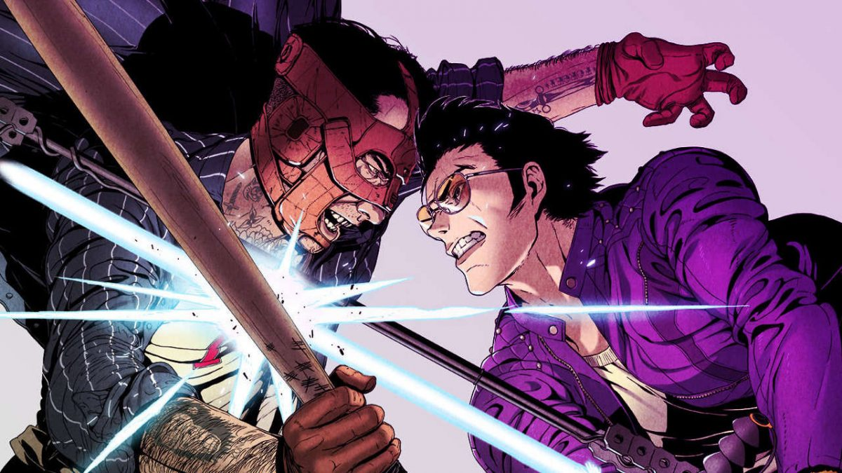 Análisis Travis Strikes Again: No More Heroes
