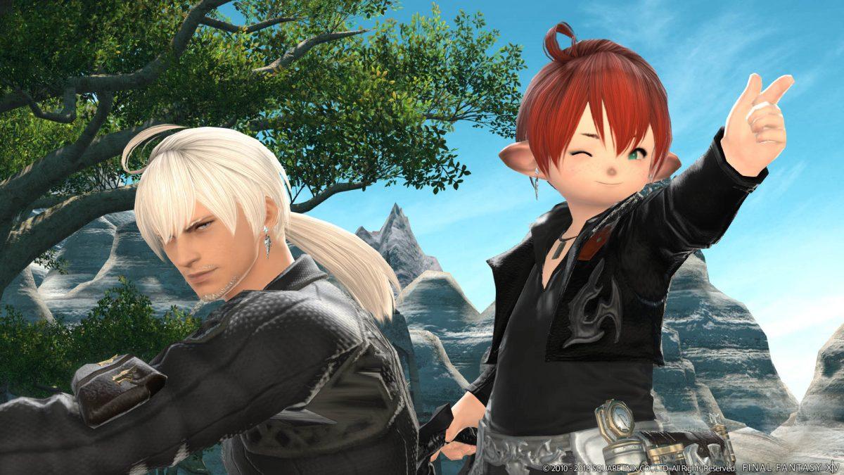 El final de Final Fantasy XIV: Stormblood comienza el 8 de enero con el parche 4.5