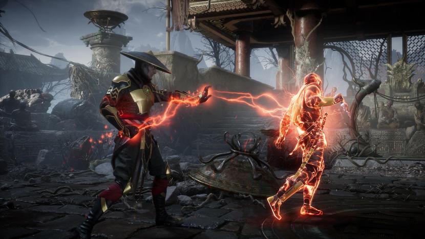 Jade protagoniza un nuevo tráiler de Mortal Kombat 11