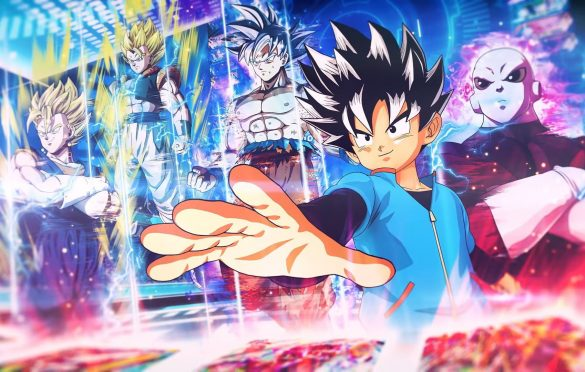 Anunciado Super Dragon Ball Heroes World Mission para Switch y PC