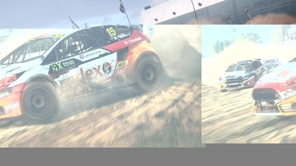 Nuevo tráiler del mundial de Rallycorss de la FIA en DiRT Rally 2.0