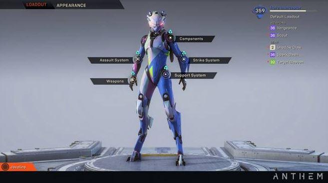 Así es Anthem: EA detalla su historia, progresión y personalización