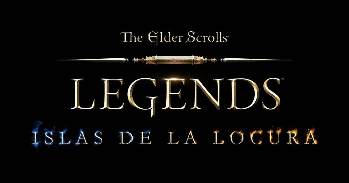 Llega la Isla de la locura para The Elder Scrolls: Legends