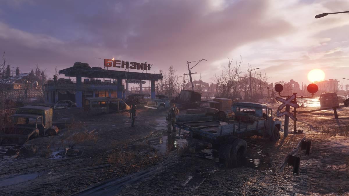 La pesadilla de Artyom en Metro Exodus