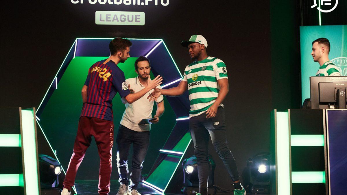El FC Barcelona, ganador del tercer Matchday de Football.Pro League