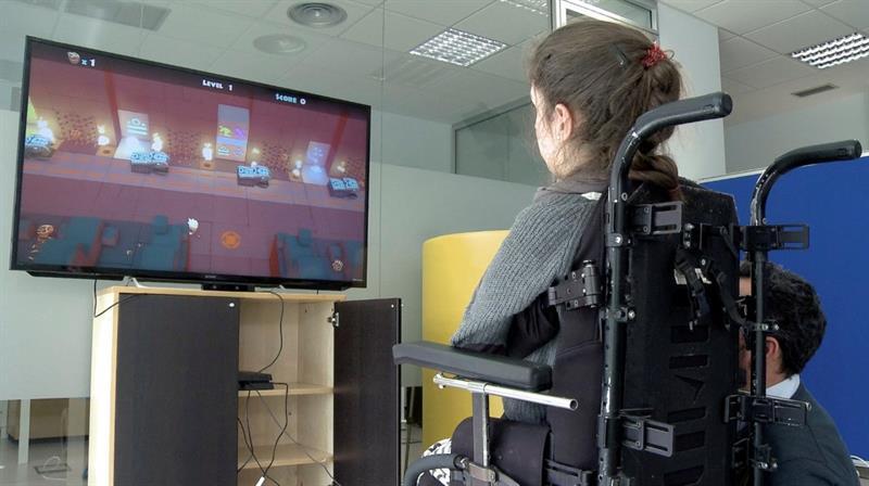 La industria impulsa videojuegos inclusivos en pacientes infantiles