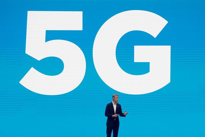Redes 5G, móviles plegables e inteligencia artificial hasta en la sopa