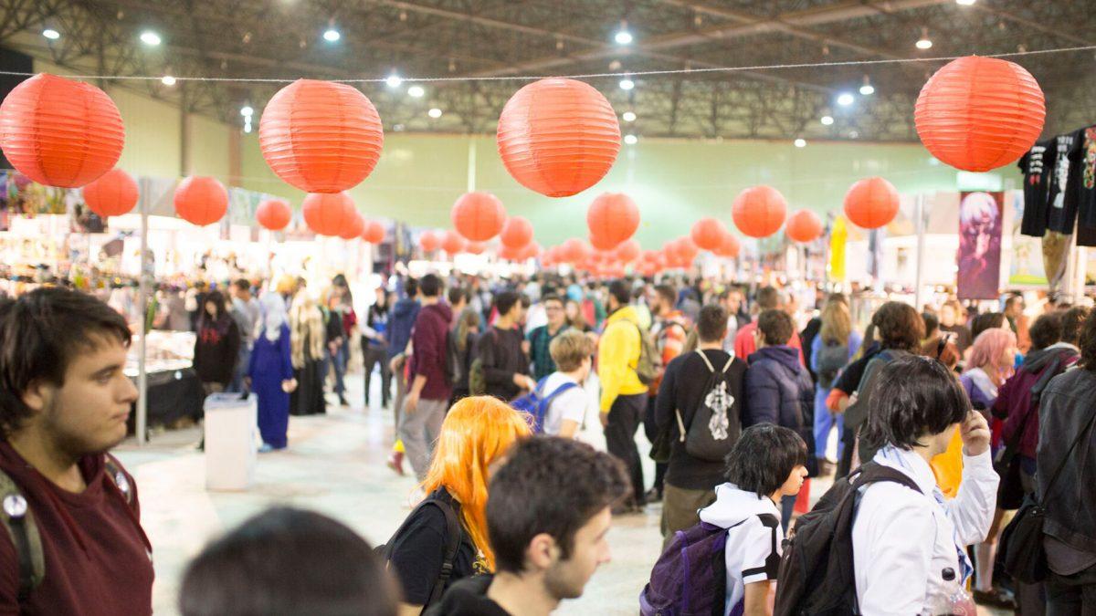 El manga y los videojuegos invaden Alcalá con Japan Tour