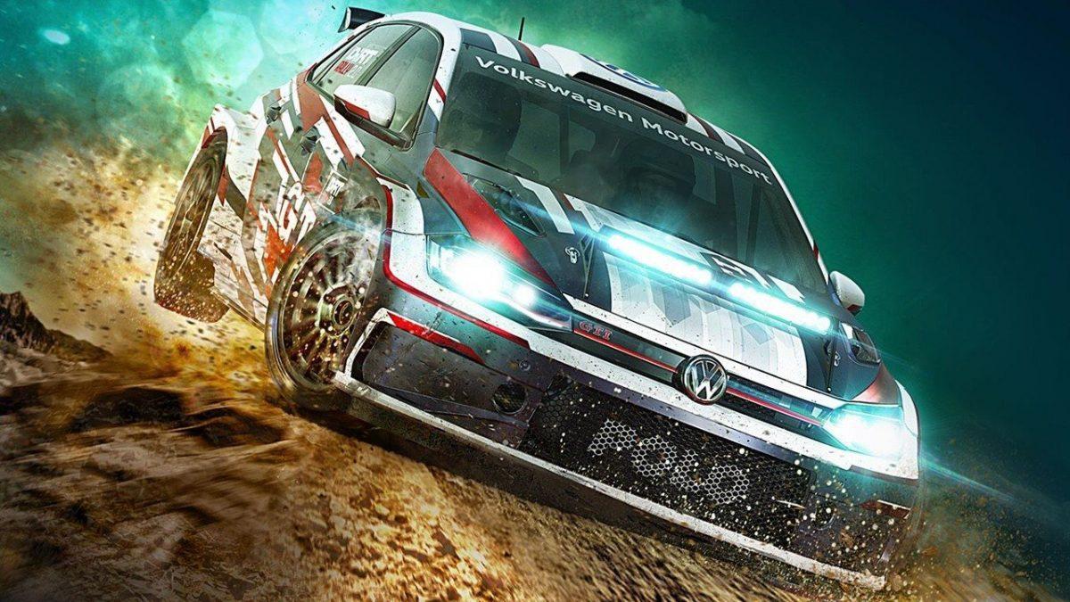 Salta a la arena y acelera con el mejor rally de DiRT 2.0