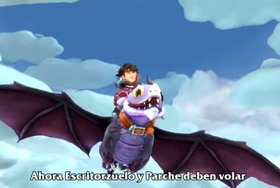 Dragons Dawn of New Riders ha llegado a las consolas