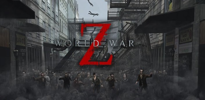 World War Z: desembarco zombi el 16 de abril de 2019