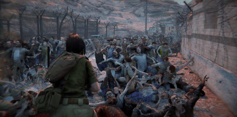 El trepidante estilo de juego de World War Z se muestra en un vídeo