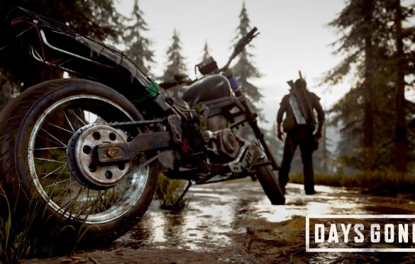 Days Gone presenta su modo foto