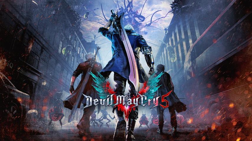 Llega la hora de cazar demonios con Devil May Cry 5