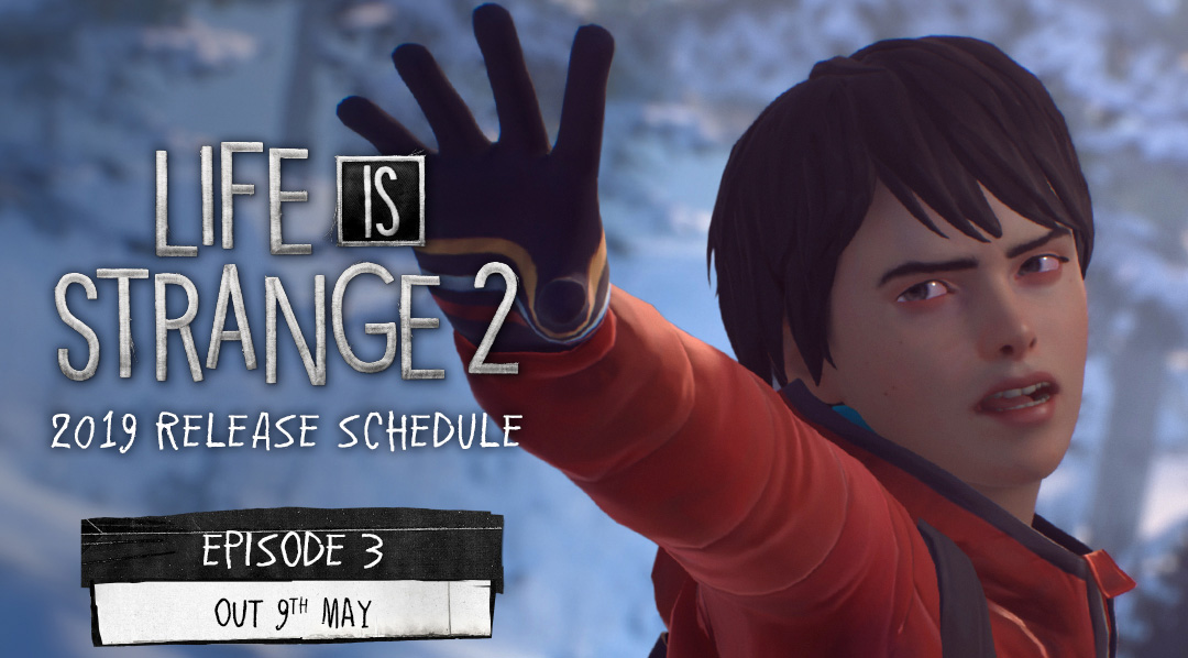 El tercer episodio de Life is Strange 2, disponible el 9 de mayo