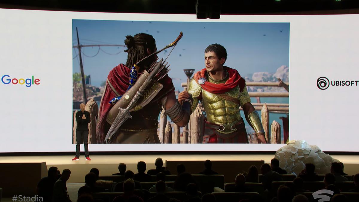 Google lanza Stadia, su plataforma de videojuegos en «streaming»
