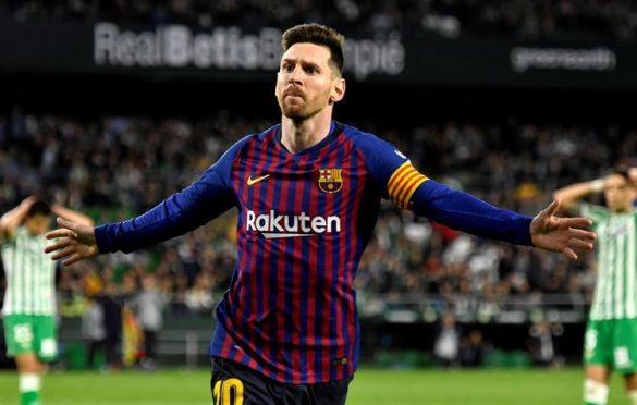 ¿Es definitivamente Leo Messi un jugador de PlayStation?