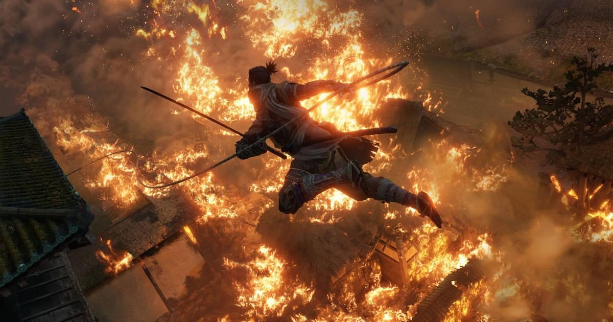 Sekiro: Shadows Die Twice se dejará ver en la Japan Weekend Barcelona