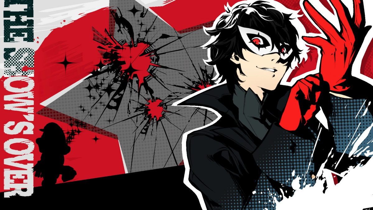 Joker, de Persona 5, se une al plantel de Super Smash Bros. Ultimate
