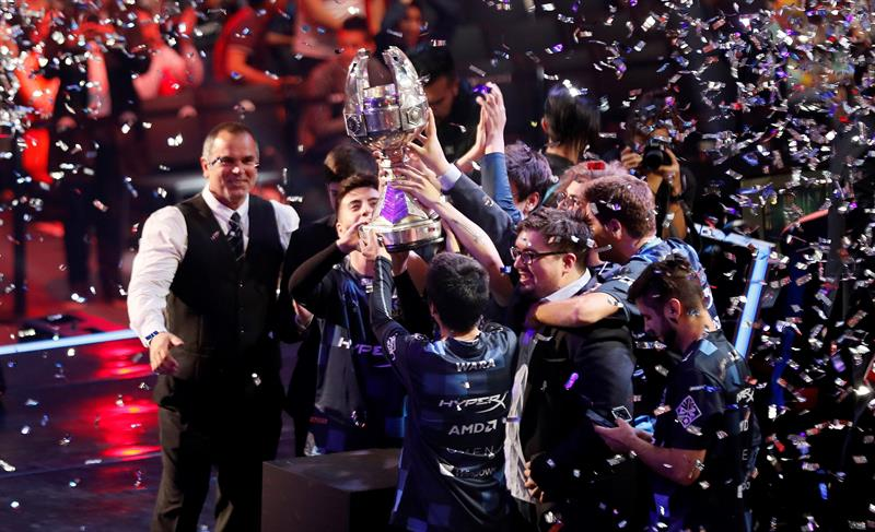 Isurus Gaming, campeones latinoamericanos de League of Legends