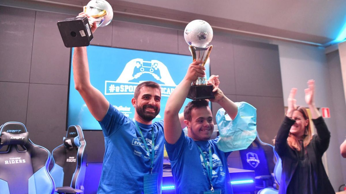 #ESPORTSUNIFICADOS reunió a gamers con y sin discapacidad intelectual