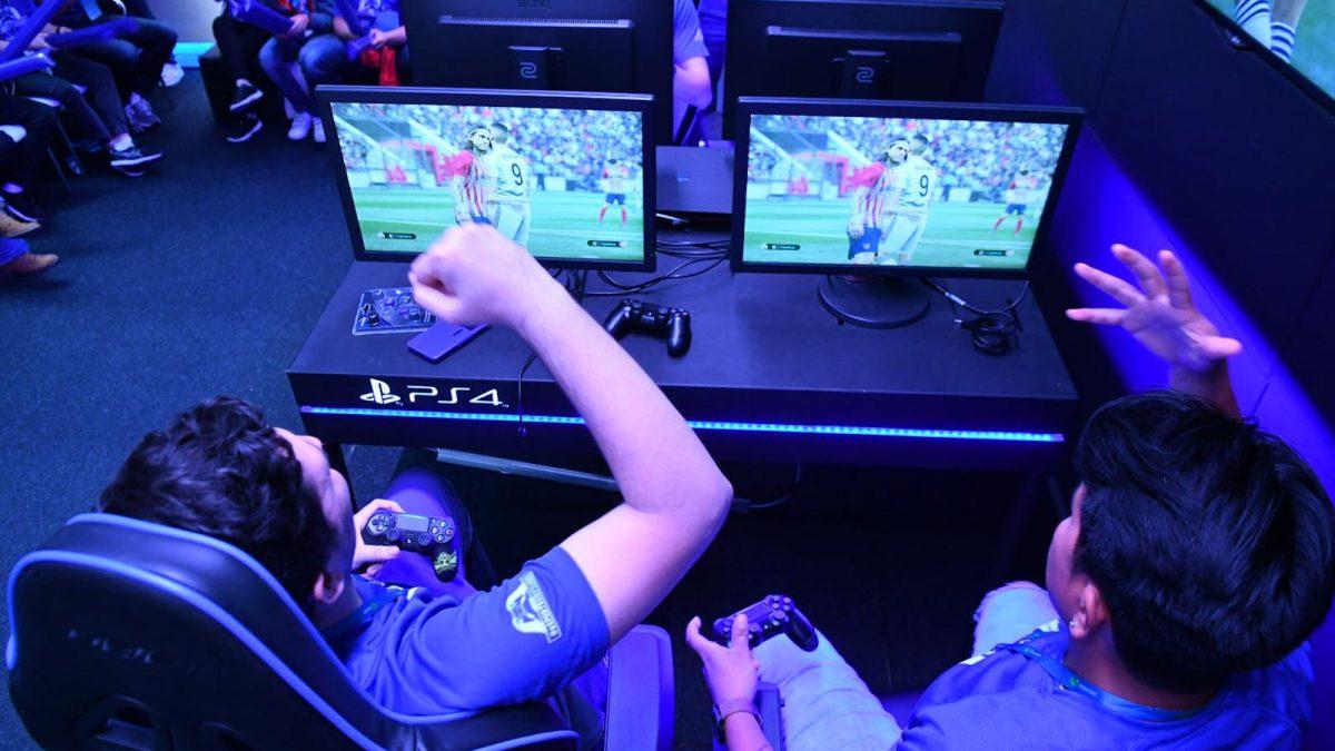 Los jugadores de e-sports sufren el mismo estrés que deportistas tradicionales