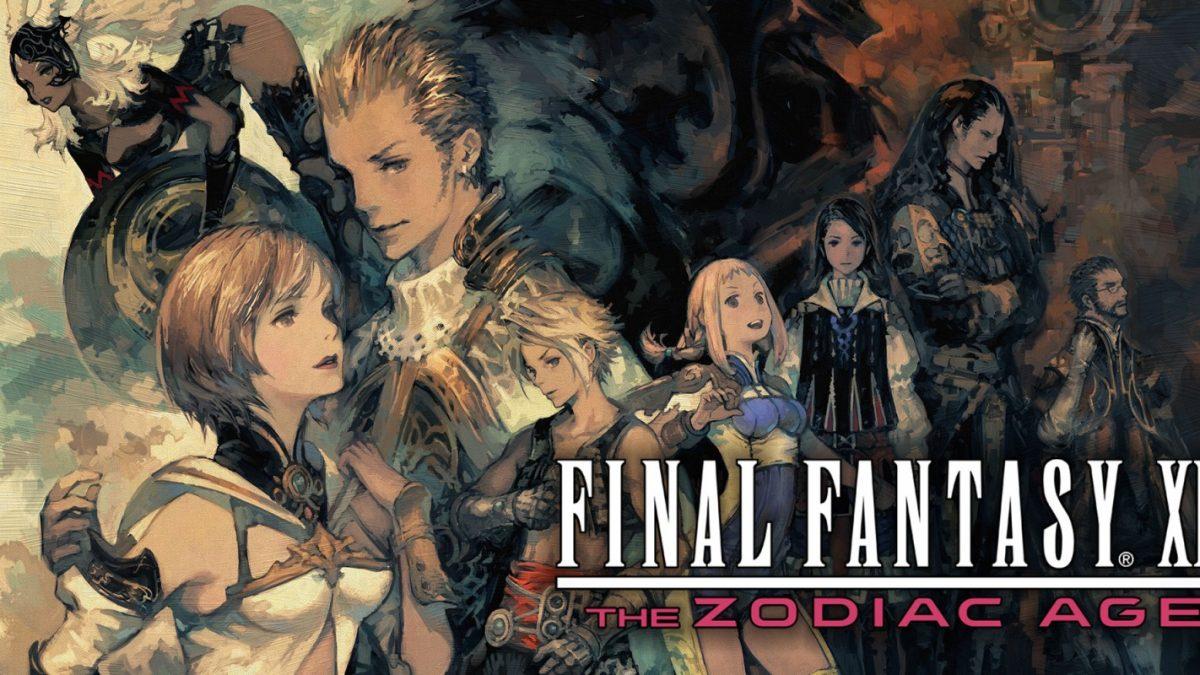 Final Fantasy XII, un clásico que vuelve remasterizado para Switch