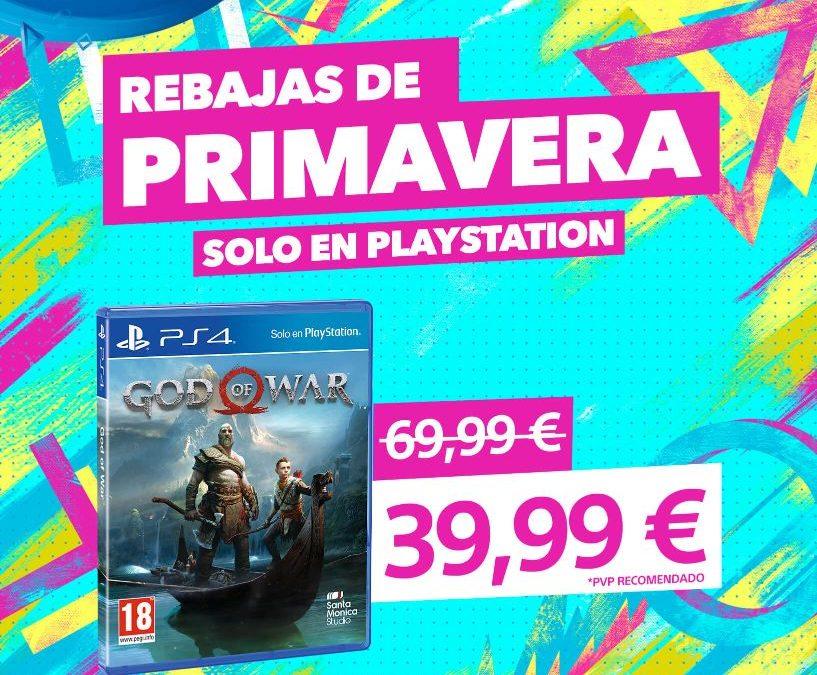 Las ofertas de primavera de PS4 llegan también a las tiendas