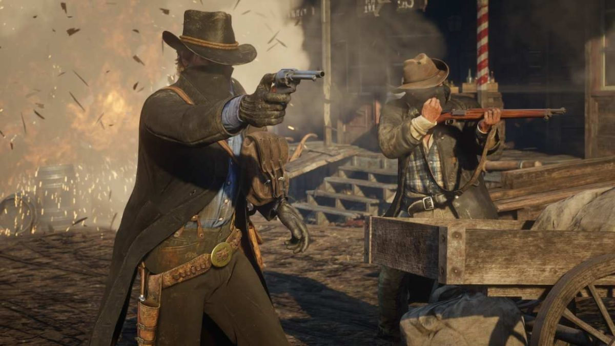 Red Dead Redemption 2 se une a las rebajas de PlayStation Store