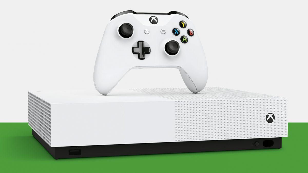Xbox One S All-Digital Edition se presenta en Inside Xbox junto a otras novedades