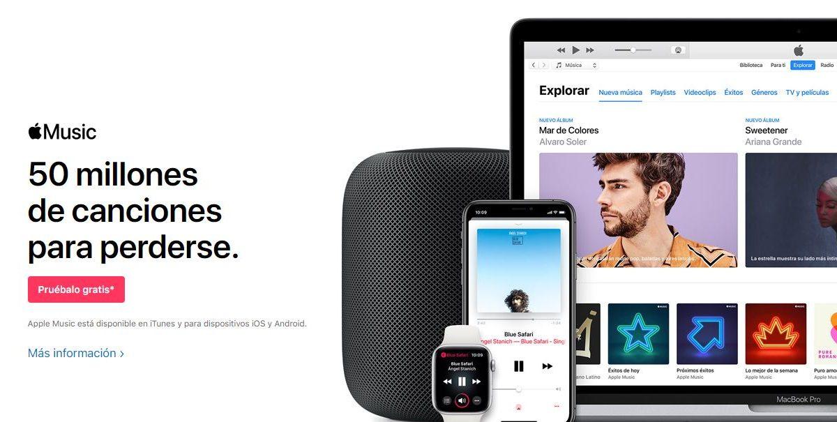 Apple Music supera a Spotify en cifra de suscriptores en EE.UU.
