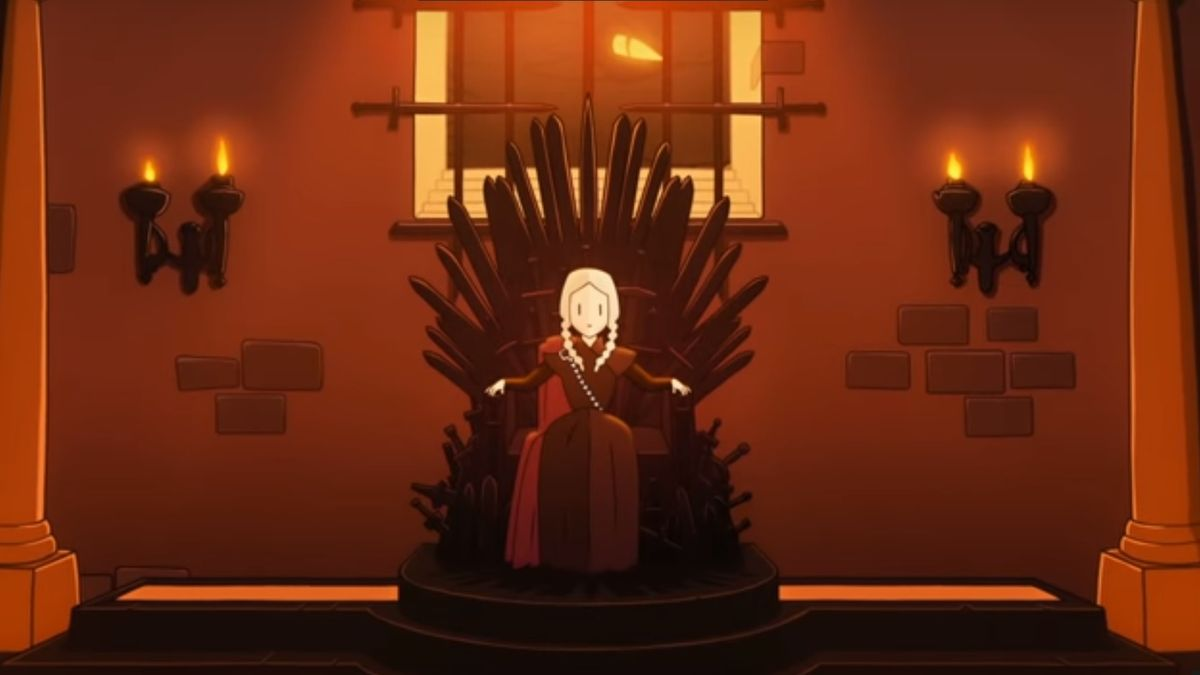 """Reigns: Game of Thrones"", un videojuego para explorar ..."