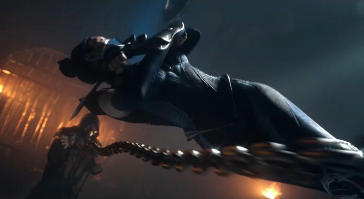 El spot para TV de Mortal Kombat 11 presenta a Kitana