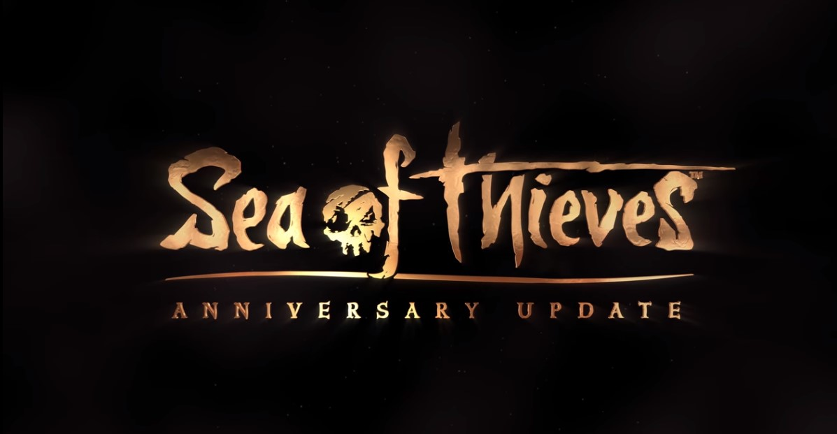 Sea of Thieves está de Aniversario