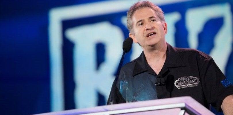 El cofundador de Blizzard recibirá el Premio de Honor del Gamelab 2019