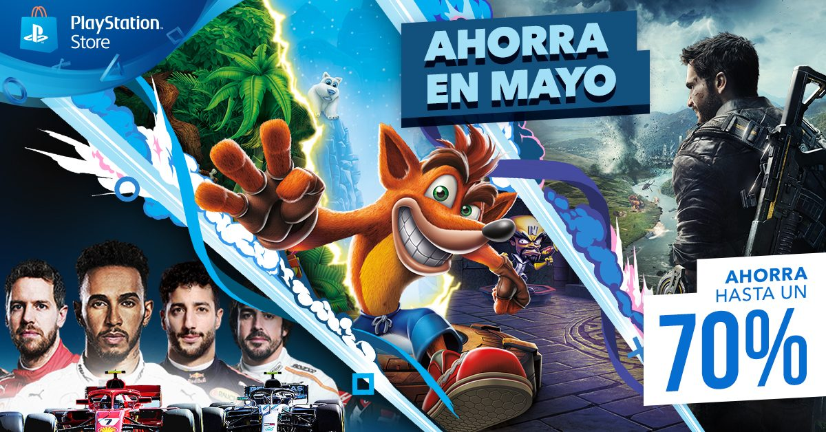 Llegan las Ofertas de Mayo a PlayStation Store