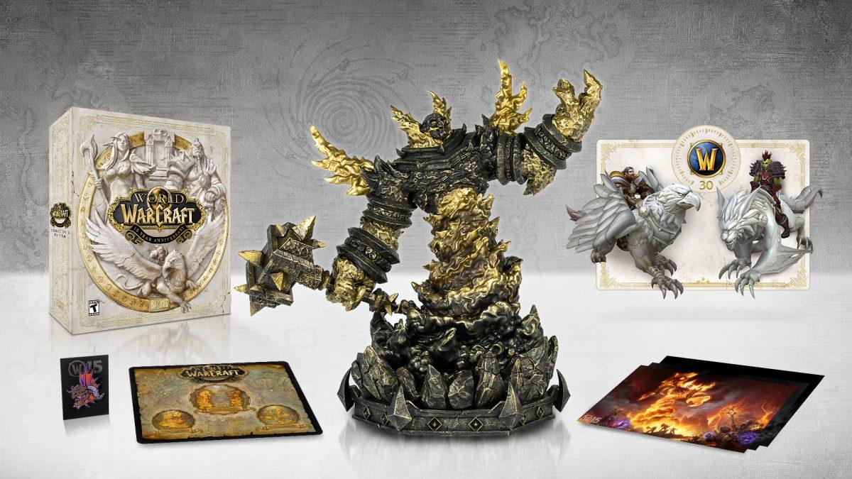 15 años de WoW con el lanzamiento de World of Warcraft Classic