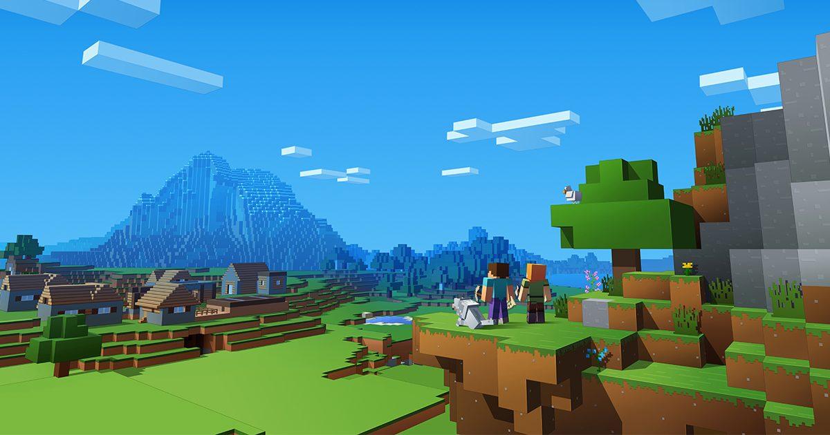 Minecraft celebra su décimo aniversario con una versión para móviles