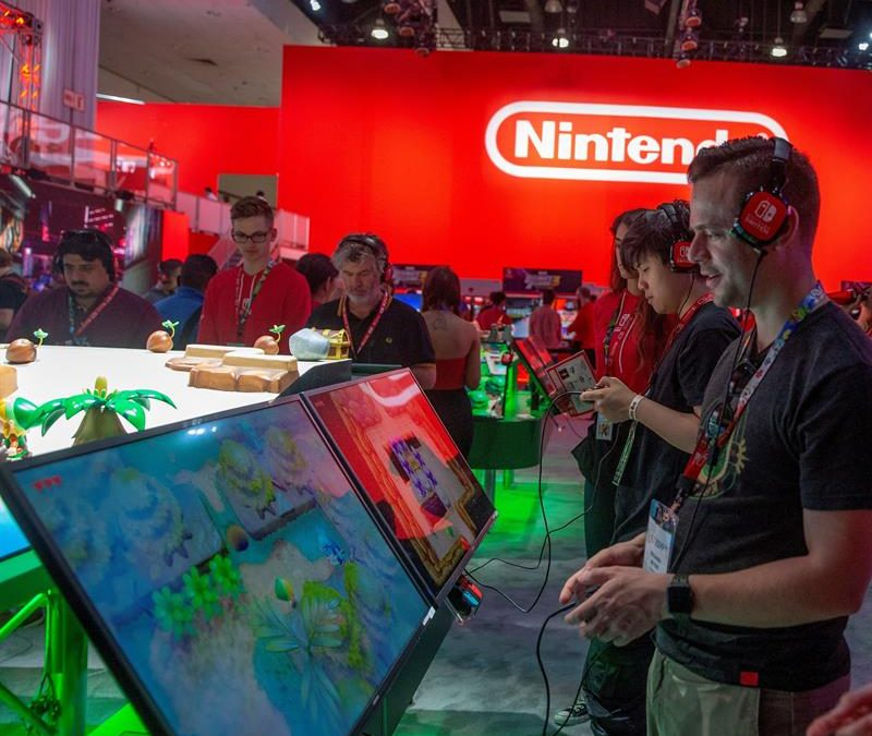 Nintendo brilla en la E3 con «Zelda», «Animal Crossing» y «Luigi's Mansion»
