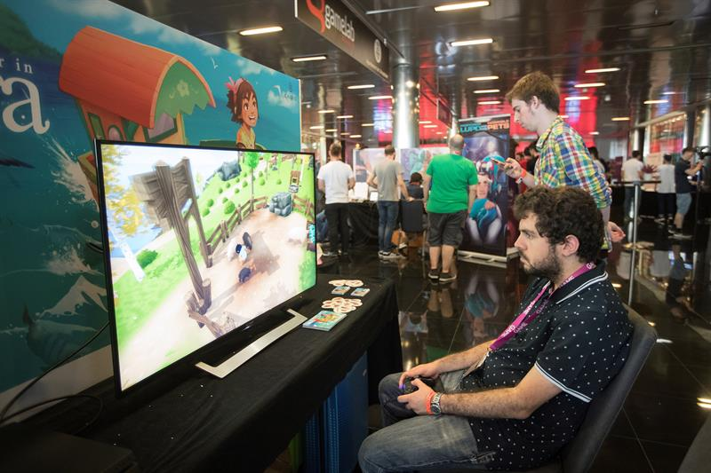 El Gamelab abre sus puertas dando visibilidad a los creadores