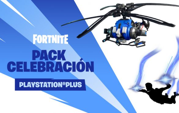 Pack de Fortnite gratuito y exclusivo para los miembros de PS Plus