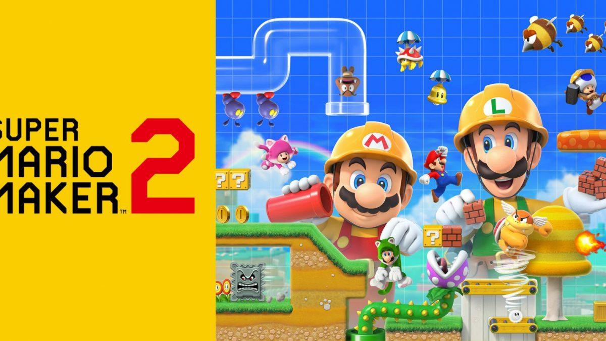 El popular fontanero vuelve con «Super Mario Marker 2»