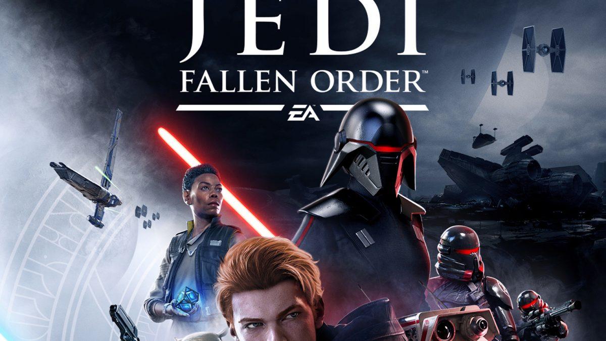 Star Wars Jedi: Fallen Order™ muestra su arte de portada