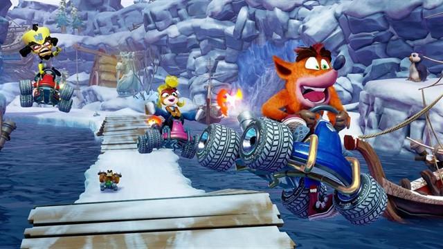 El clásico videojuego de carreras Crash Team Racing vuelve tras 20 años