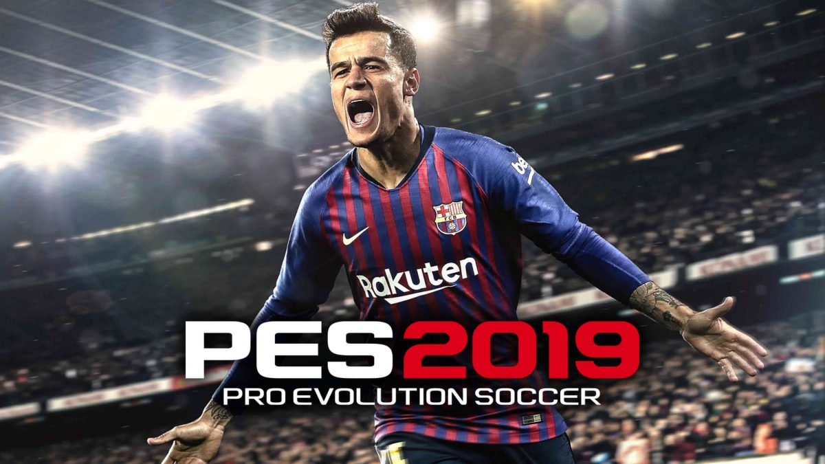 Pro Evolution Soccer 2019 y Horizon Chase Turbo llegan con PlayStation Plus