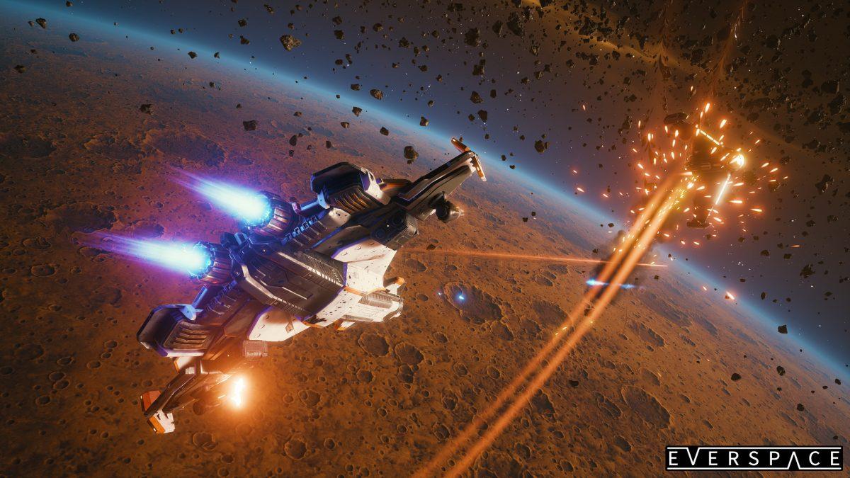 Everspace Stellar Edition llega en formato físico a PS4