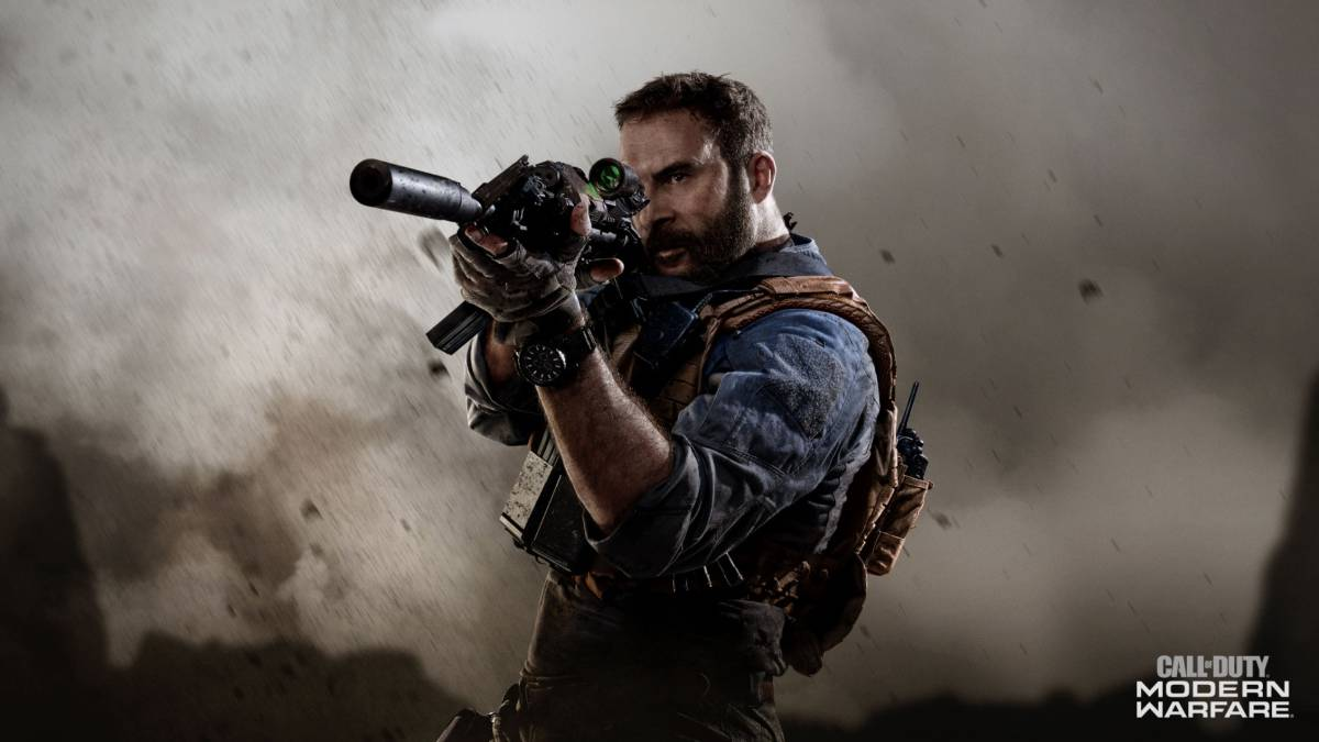 El multijugador de Call of Duty: Modern Warfare, el 1 de agosto